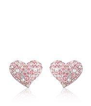 Alana Light Rose Pierced Earrings