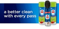 a better clean with every pass