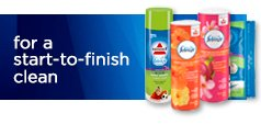for a start-to-finish clean