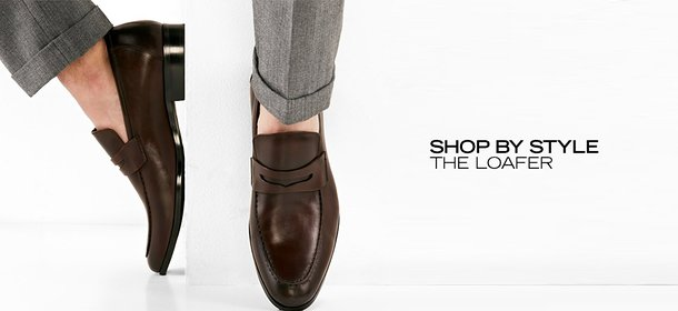SHOP BY STYLE: THE LOAFER, Event Ends September 18, 9:00 AM PT >