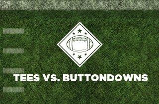 Tees VS. Buttondowns