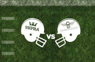 SUPRA VS. Creative Rec
