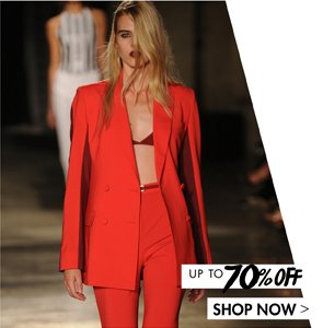 JONATHAN SAUNDERS UP TO 70% OFF