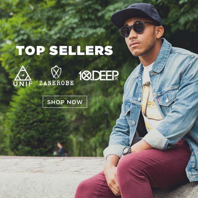 Shop Top Sellers