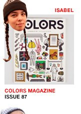 Colors Magazine Issue 87