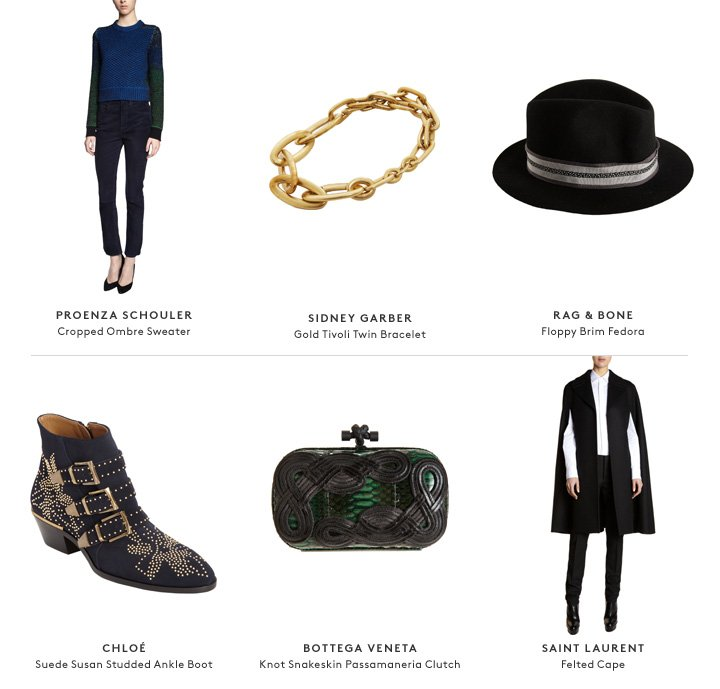 We love her style, on-screen and off. Now shop Lake Bell's personal fall style picks!