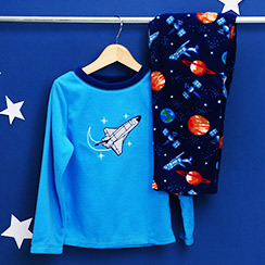 Candlesticks Boys Sleepwear under $15