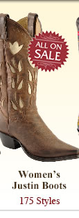 Shop Womens Justin Boots