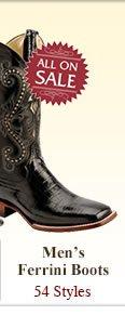 Shop Mens Ferrini Boots