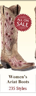 Shop Womens Ariat Boots