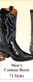 Shop Mens Caiman Boots