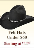 All Felt Hats Under 60 on Sale