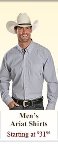 All Mens Ariat Shirts on Sale