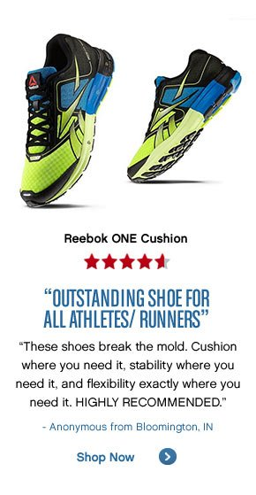 Reebok ONE Cushion