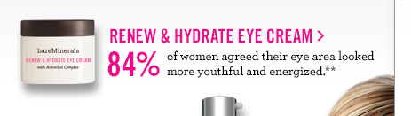 Renew & Hydrate Eye Cream