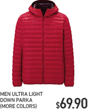 MEN ULD PARKA