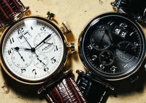 Shop New Vintage-Style Watches