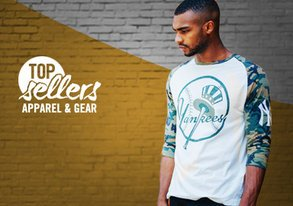 Shop Top-Sellers Takeover: Apparel & Gear