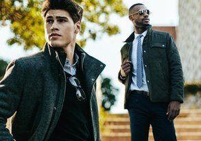 Shop Rich Tweed & Quilted Fall Jackets