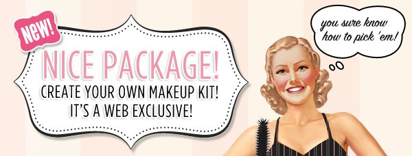 NEW - Create your own kit!