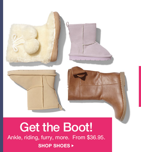 Get the Boot! | SHOP SHOES