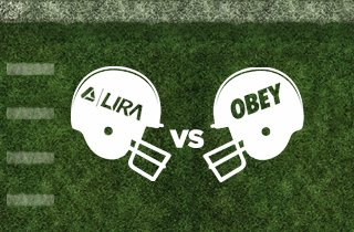 Lira VS Obey