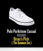 Band Shoe Pick: Brian from The Summer Set