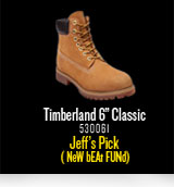 Band Shoe Pick: Jeff from NeW bEAt FUNd