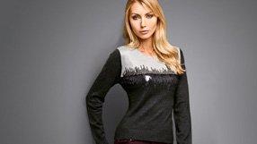 Favorite Fall Sweaters by Nancy Yang