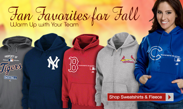 Fan Favorites for Fall