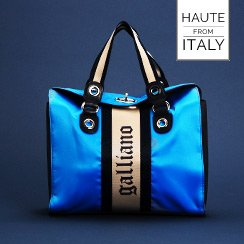 Galliano Accessories: Just Arrived from Italy