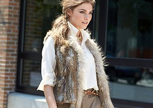 Luxe Layers:Fur
