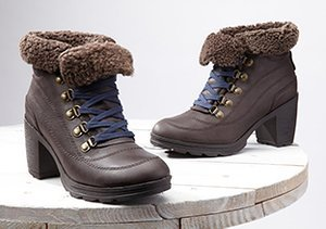 Cougar: All-Weather Boots