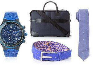 The Monday Blues: Accessories