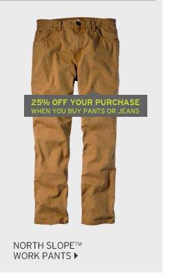 North Slope ™ Work Pants