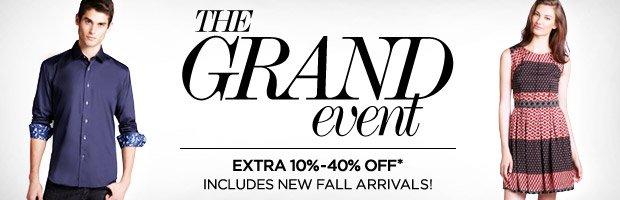 The Grand Sale