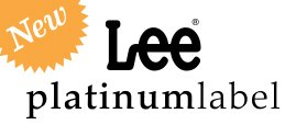 New Lee platinumlabel