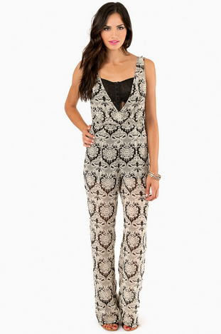 BAROQUE WITH ME JUMPSUIT 47
