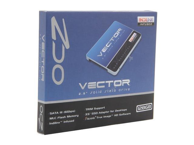 OCZ Vector Series VTR1-25SAT3-128G 2.5 inch 128GB SATA III MLC
