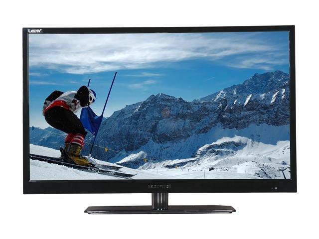 Sceptre 32 inch Class (31.5 inch Diag.) 720p 60Hz LED HDTV E328BV-HDH