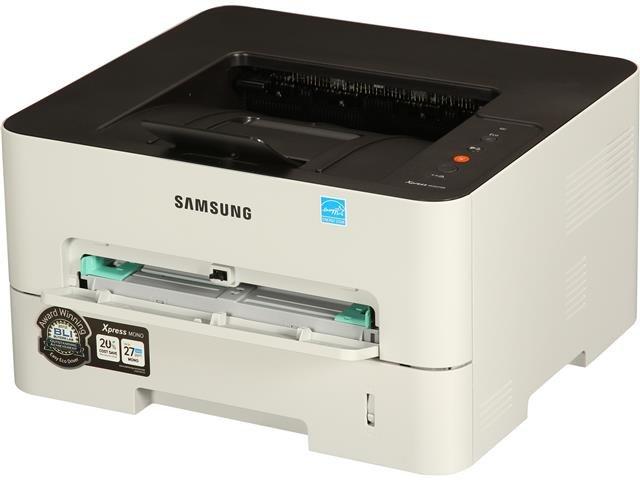 SAMSUNG Xpress SL-M2625D/XAC Up to 27 ppm Monochrome Laser Printer