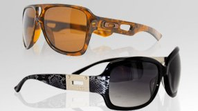 Jimmy Choo, Oakley and more