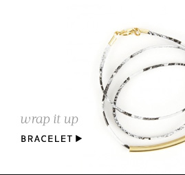 Wrap it up. Shop Bracelet
