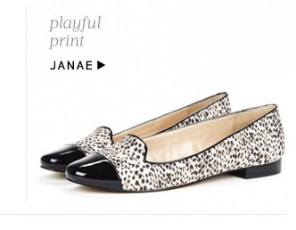 Playful print. Shop Janae