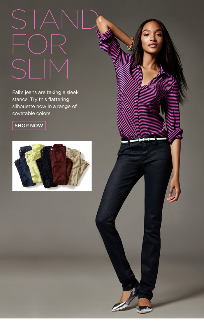 STAND FOR SLIM | SHOP NOW