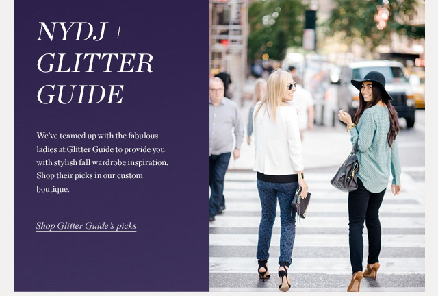 Shop Glitter Guide's picks