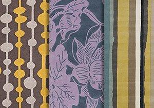 Floor Décor: Autumn Hues & Themes