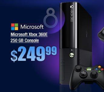 Microsoft Xbox 360E 250 GB Console