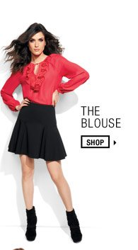 The Blouse. Shop.