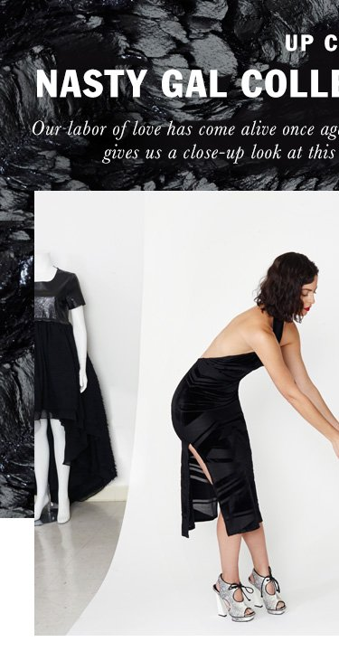 Up Close: Nasty Gal Collection Fall 2013